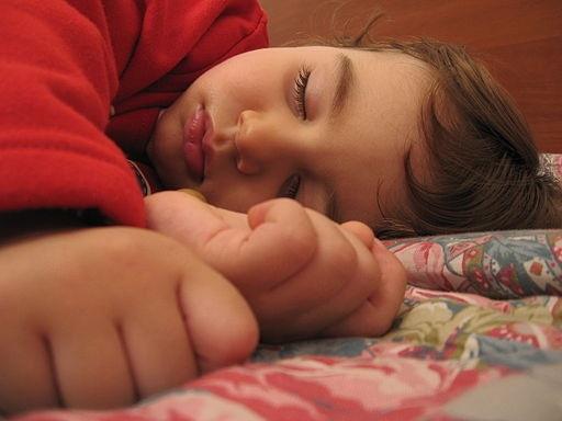Photo: Kids and sleep
