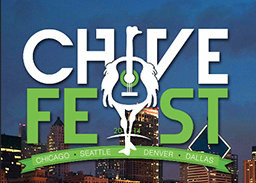 photo: Chive Fest logo