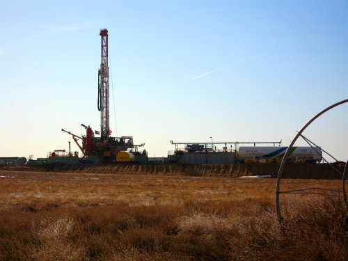 Life Inside Colorado's Oil And Gas Boom