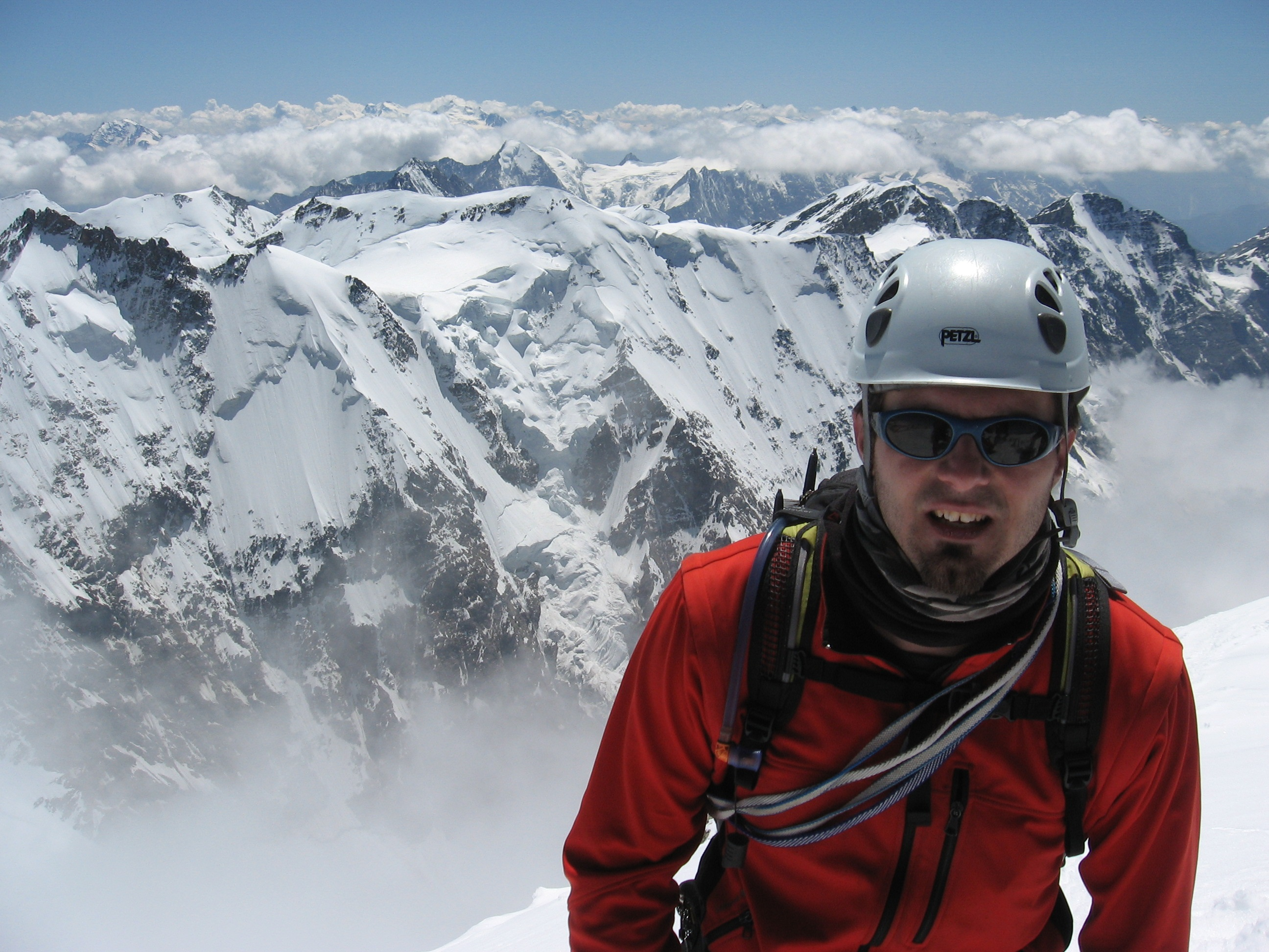 Climate Change and Mountain Climbing Arnaud Temme