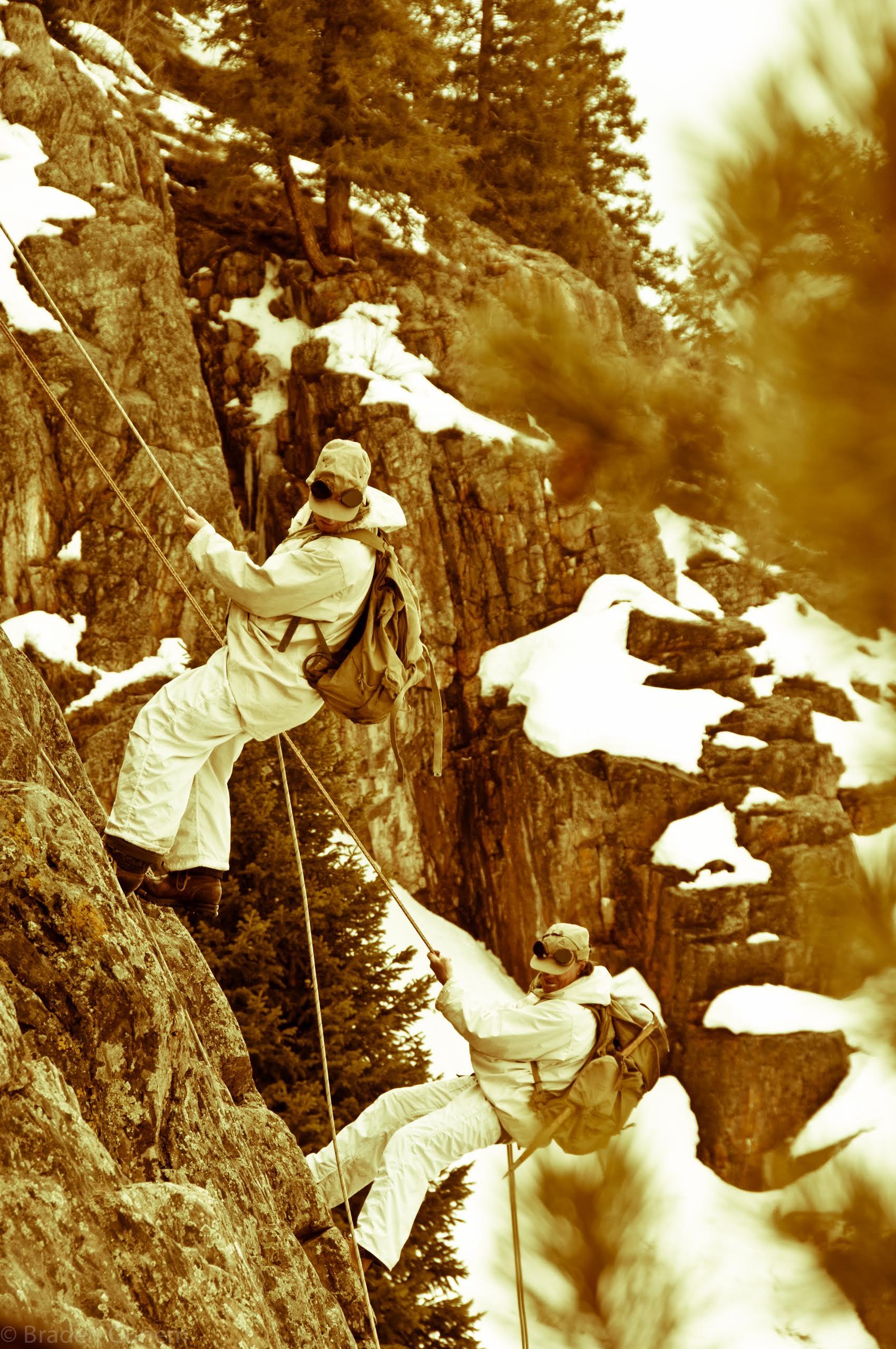 Photo: 'Climb to Glory' hub article