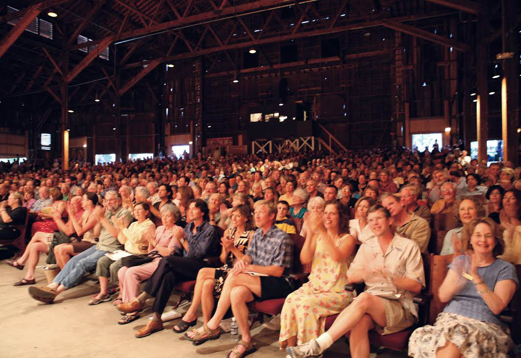 Photo: Colorado Music Festival Chautauqua Auditorium