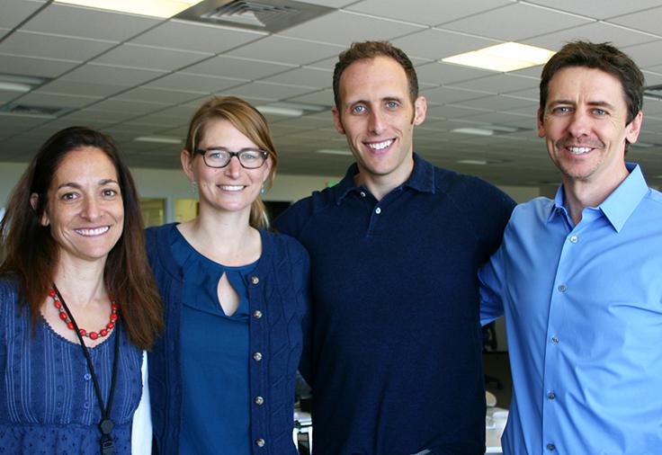 Colorado Matters team award