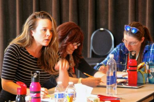 Photo: 2014 Colorado New Play Summit rehearsal