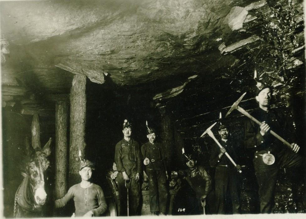 Photo: Coal miners