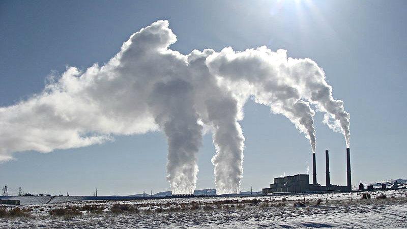 Photo: Coal power plant