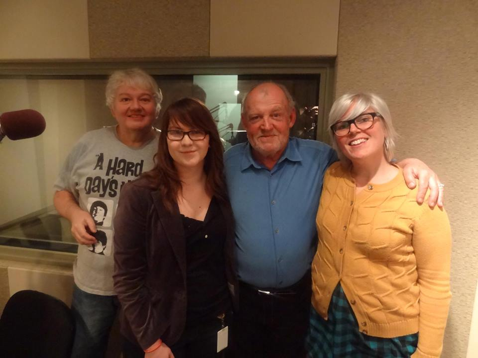 Photo: Joe Cocker with Mike Flanagan, Jessi Whitten, Alisha Sweeney