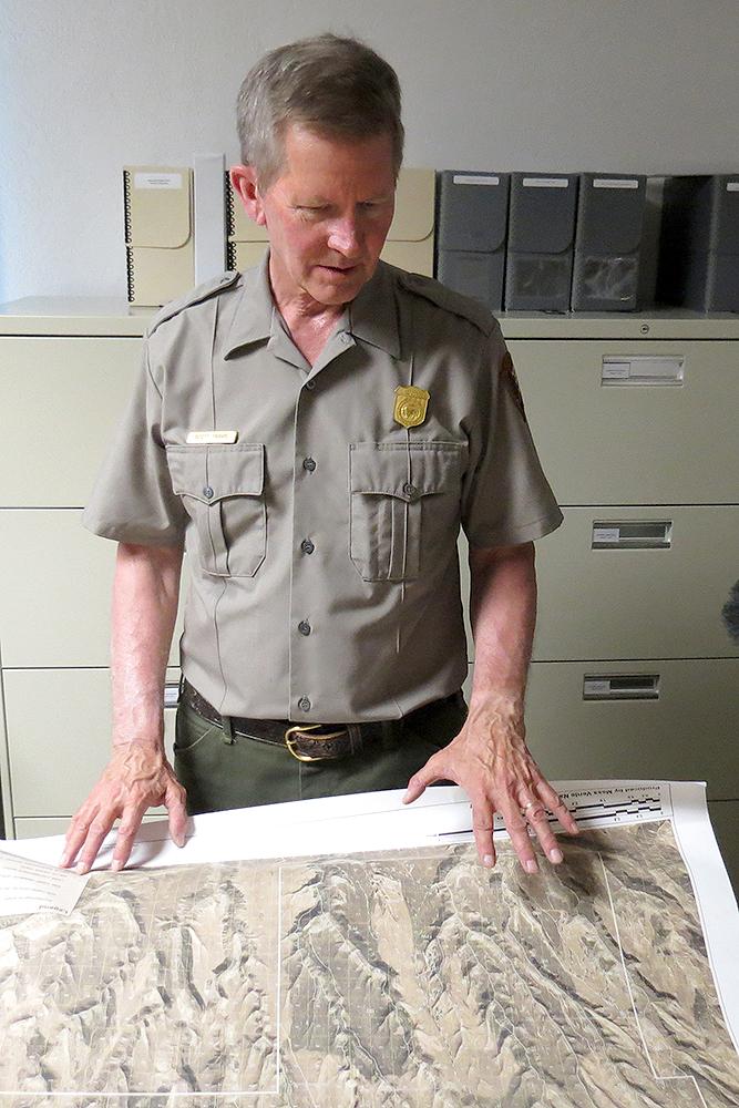 Photo: Mesa Verde National Park Resource Management Chief Scott Travis