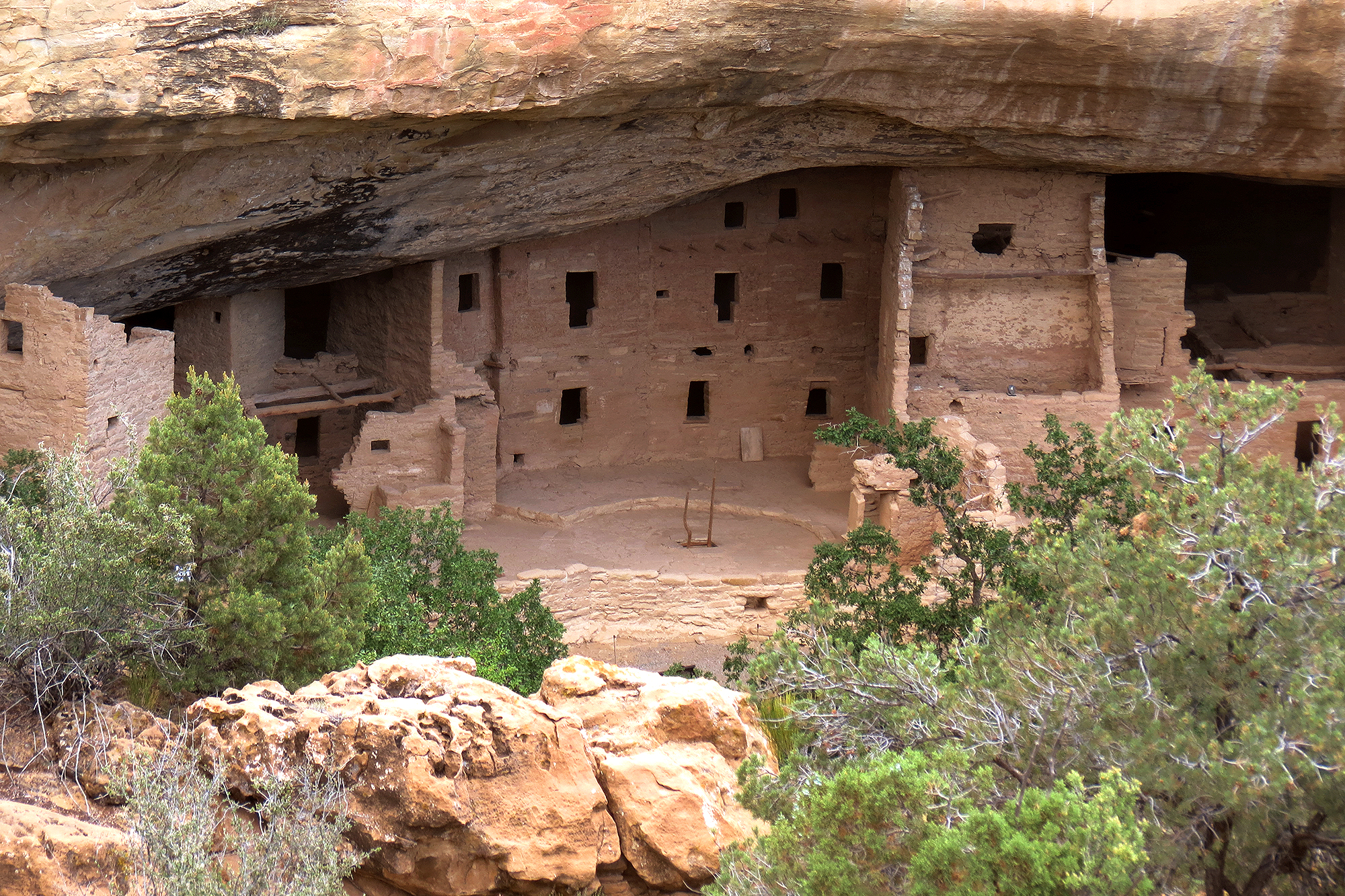 Photo: Spruce Tree House, Mesa Verde National Park
