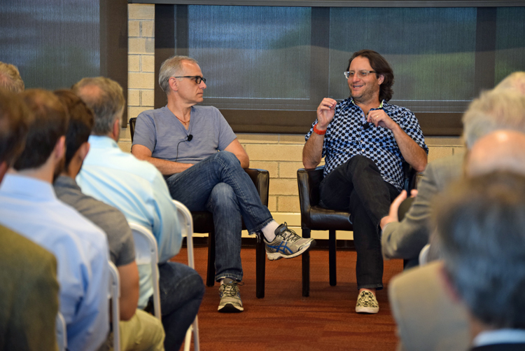 Brad Feld & Jerry Colonna Depression and Entrepreneurs