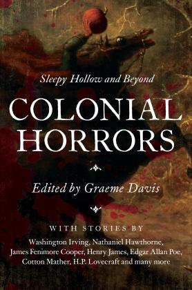 Image: Colonial Horrors Cover Art