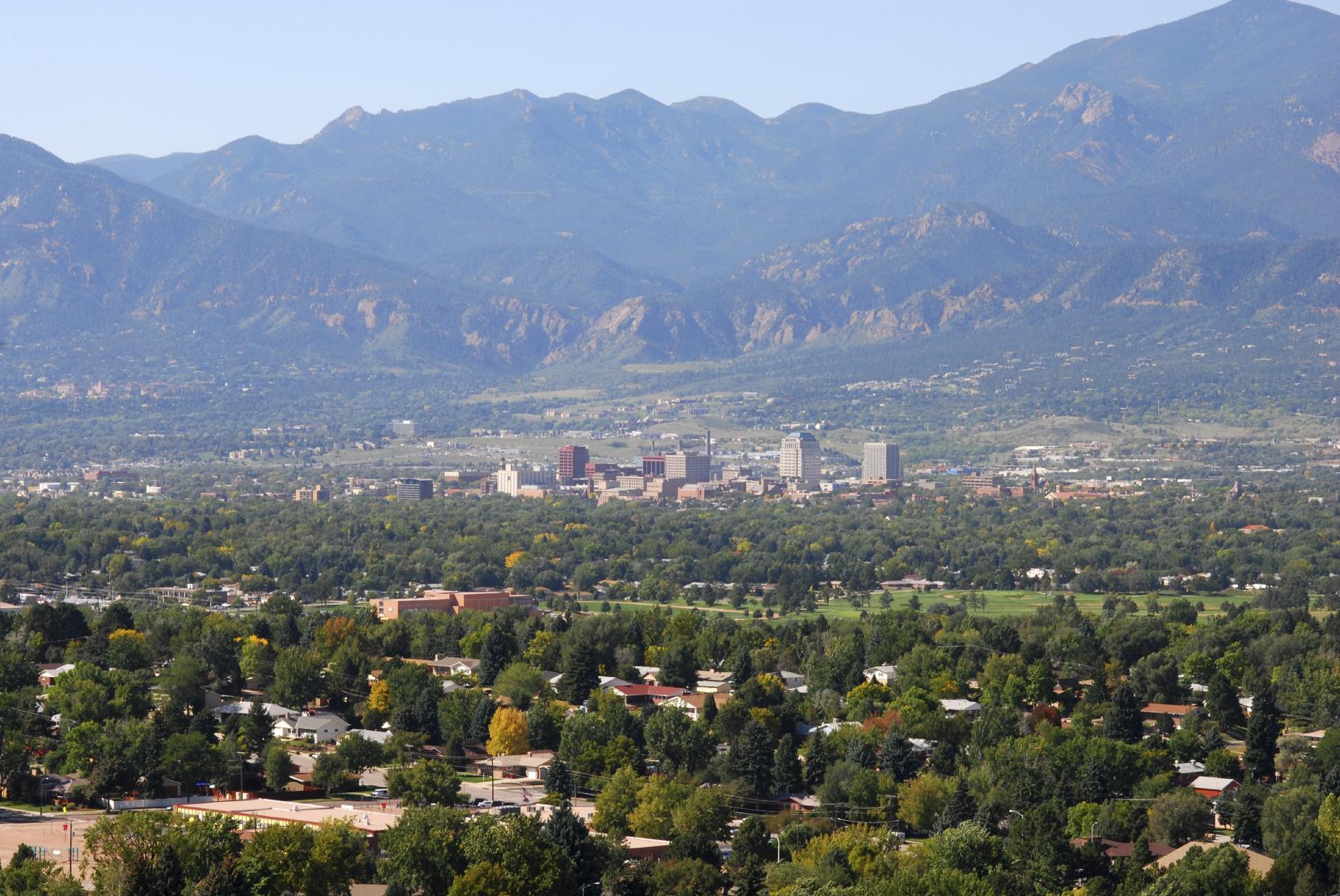 Photo: Colorado Springs, Colorado