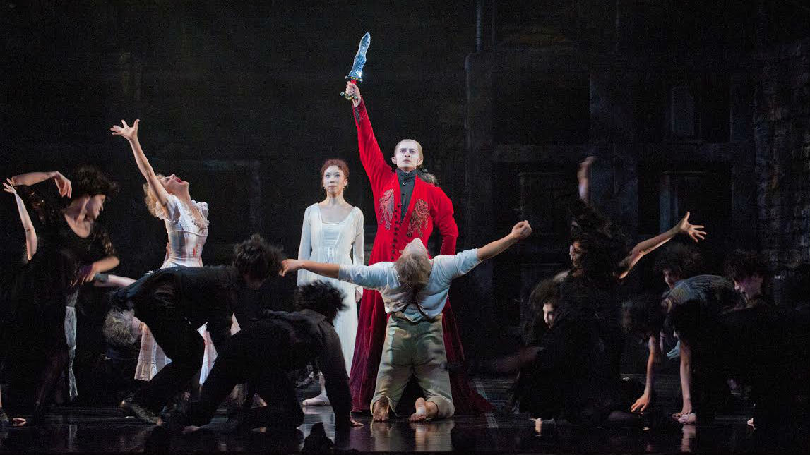 Photo: Colorado Ballet 'Dracula'