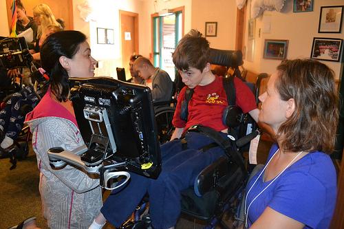 Photo: Colorado camp helps kids with tech