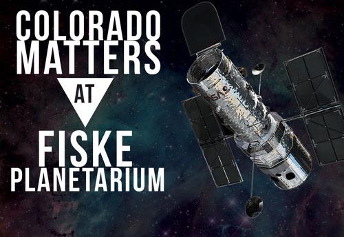 Image: Colorado Matters at Fiske