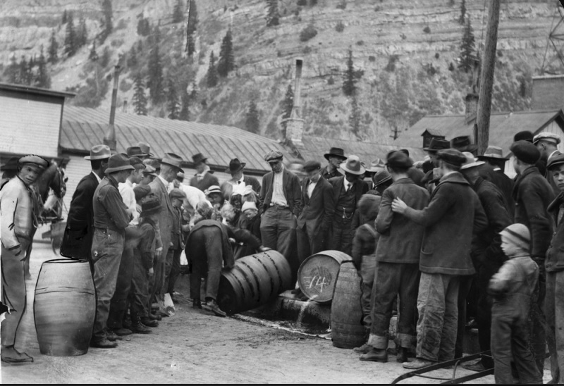 Photo: Prohibition in Colorado