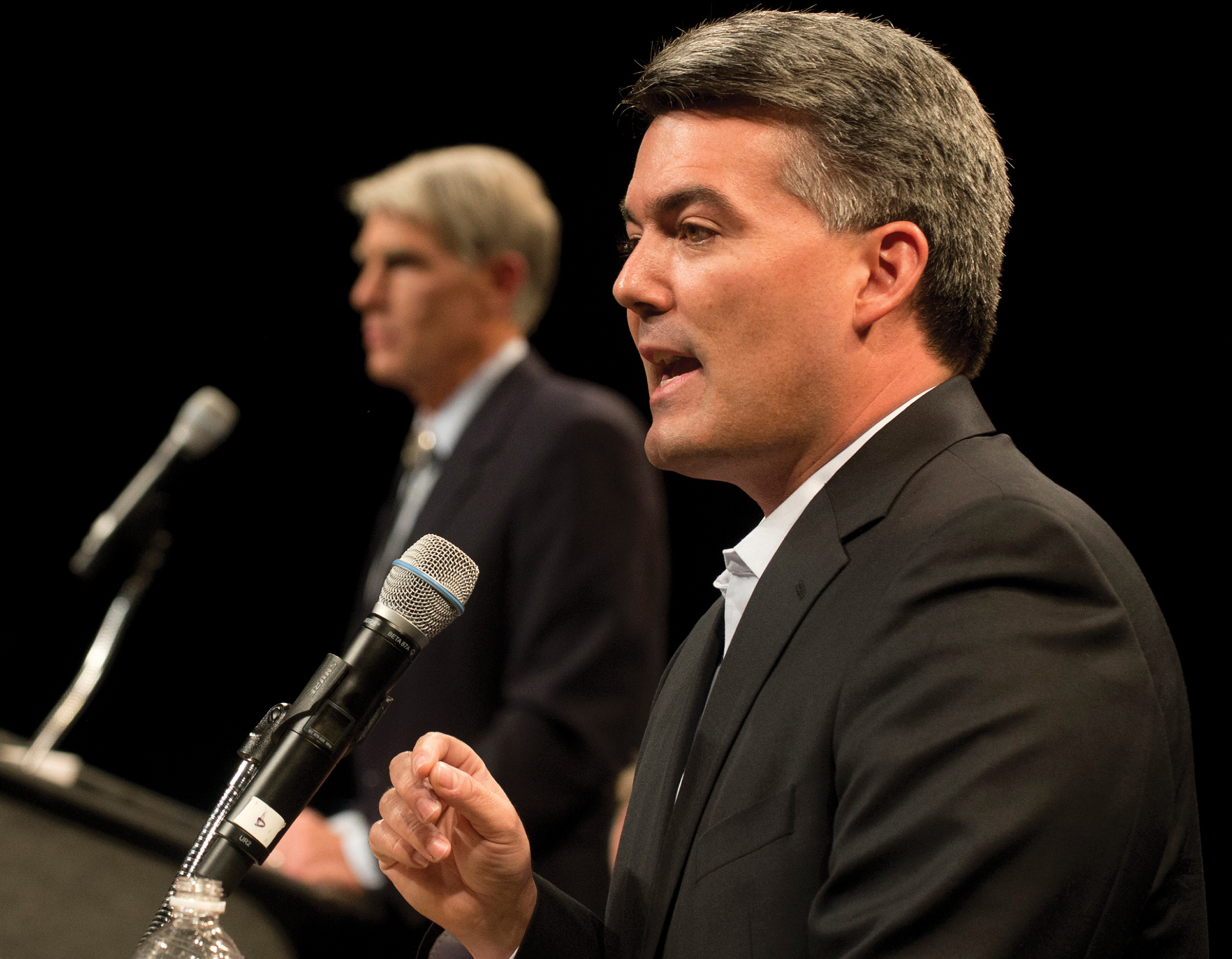 Photo: Republican Cory Gardner (AP Photo)