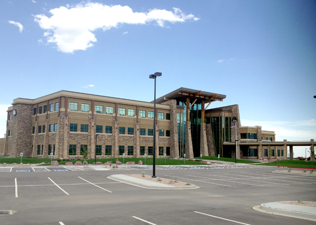 VA Floyd K. Lindstrom Outpatient Clinic at Colorado Springs