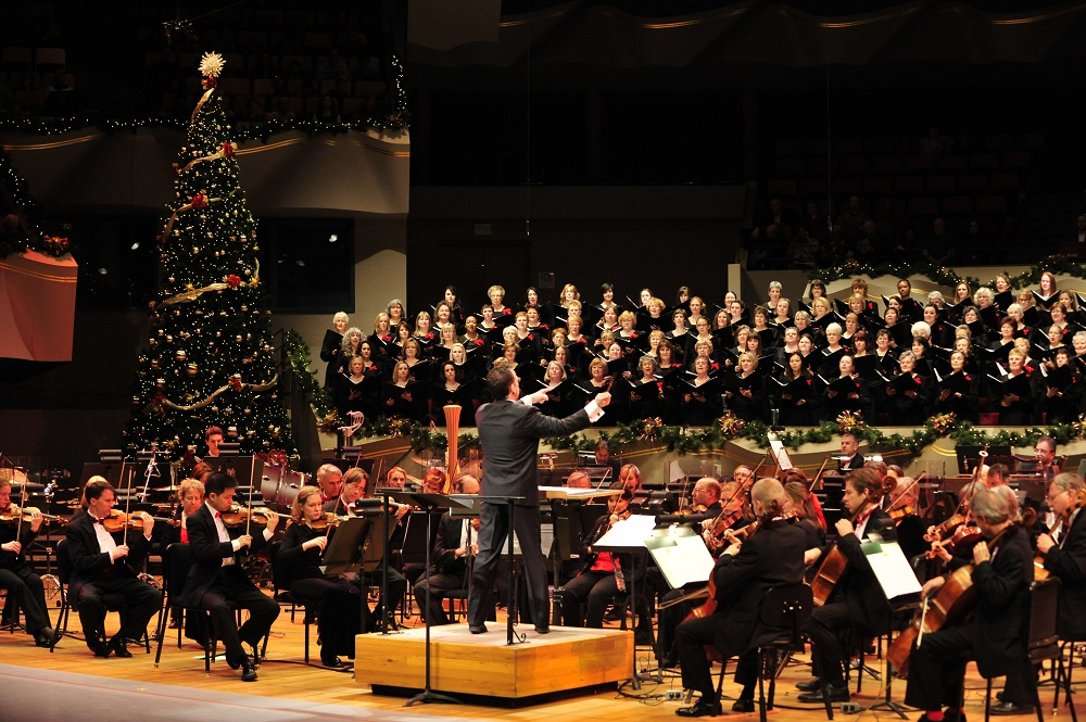 Colorado Symphony Christmas Concert