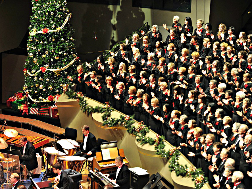 Photo: Colorado Symphony Christmas Concert archive pic 2