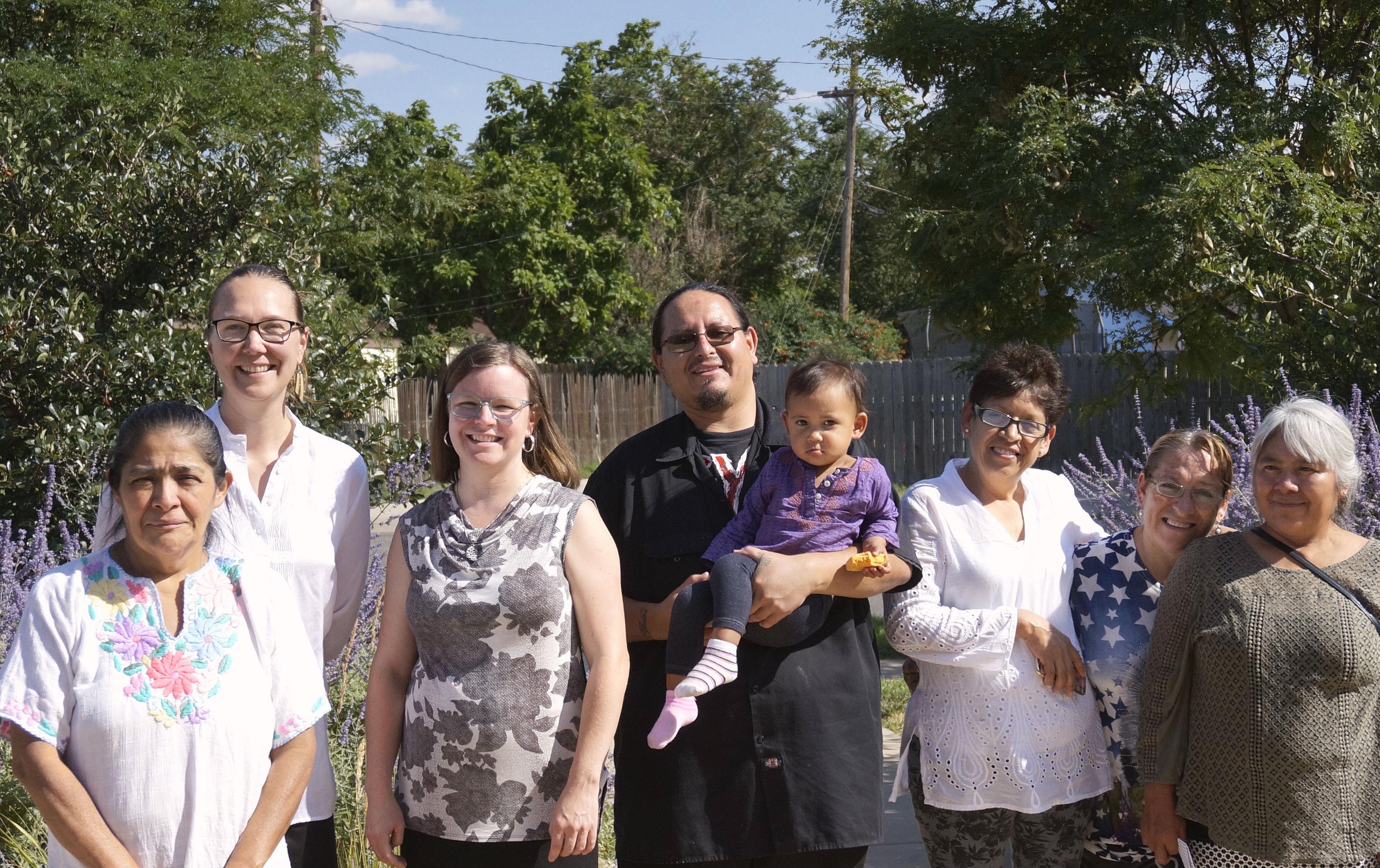 Photo: GES Coalition community land trust