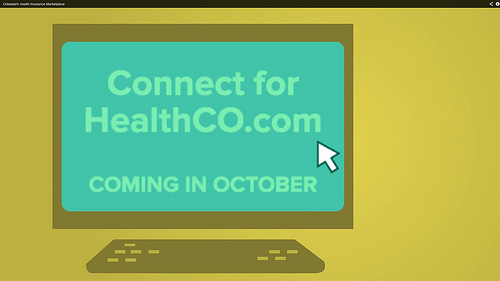 Image: Connect for HealthCO - screenshot