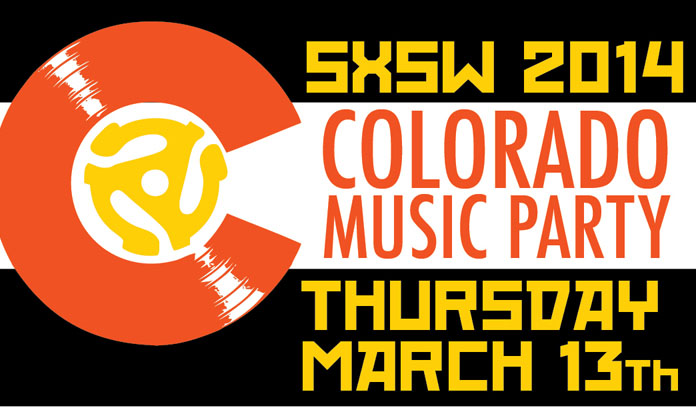 photo: OpenAir presents the Colorado Music Party at SXSW!