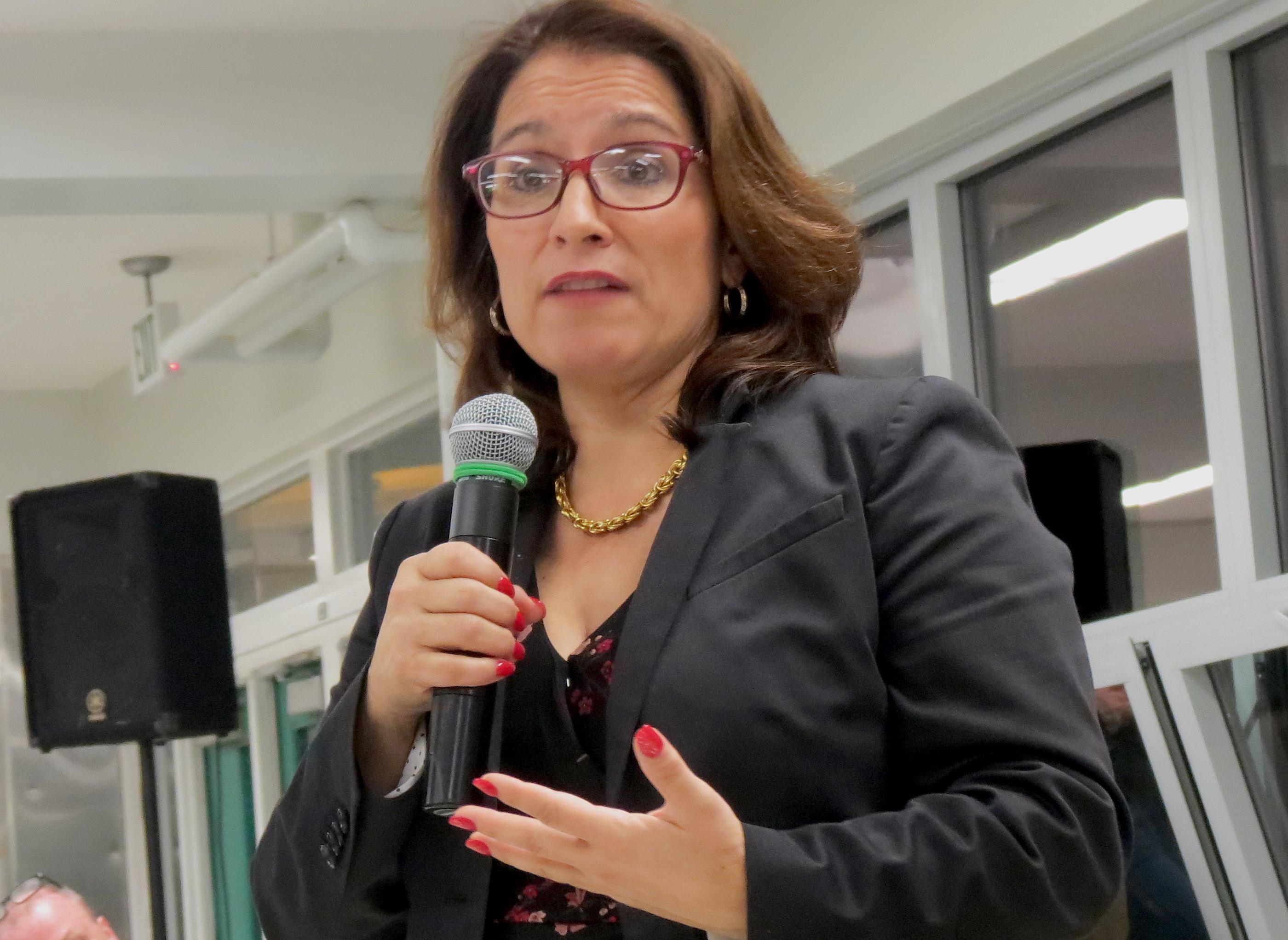 Photo: Denver Public Schools Superintendent Susana Cordova