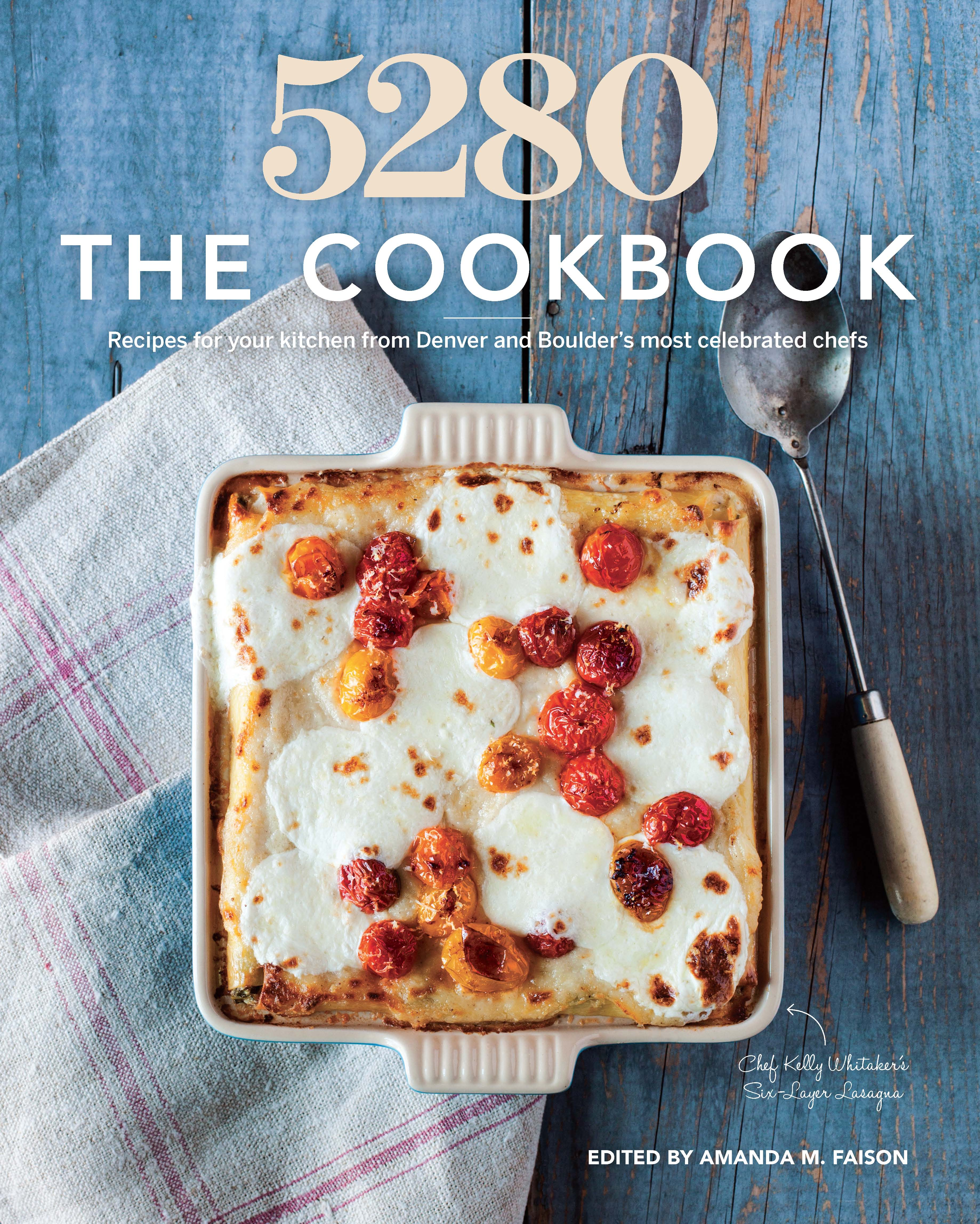 Colorado Matters at the tattered: 5280 the cookbook