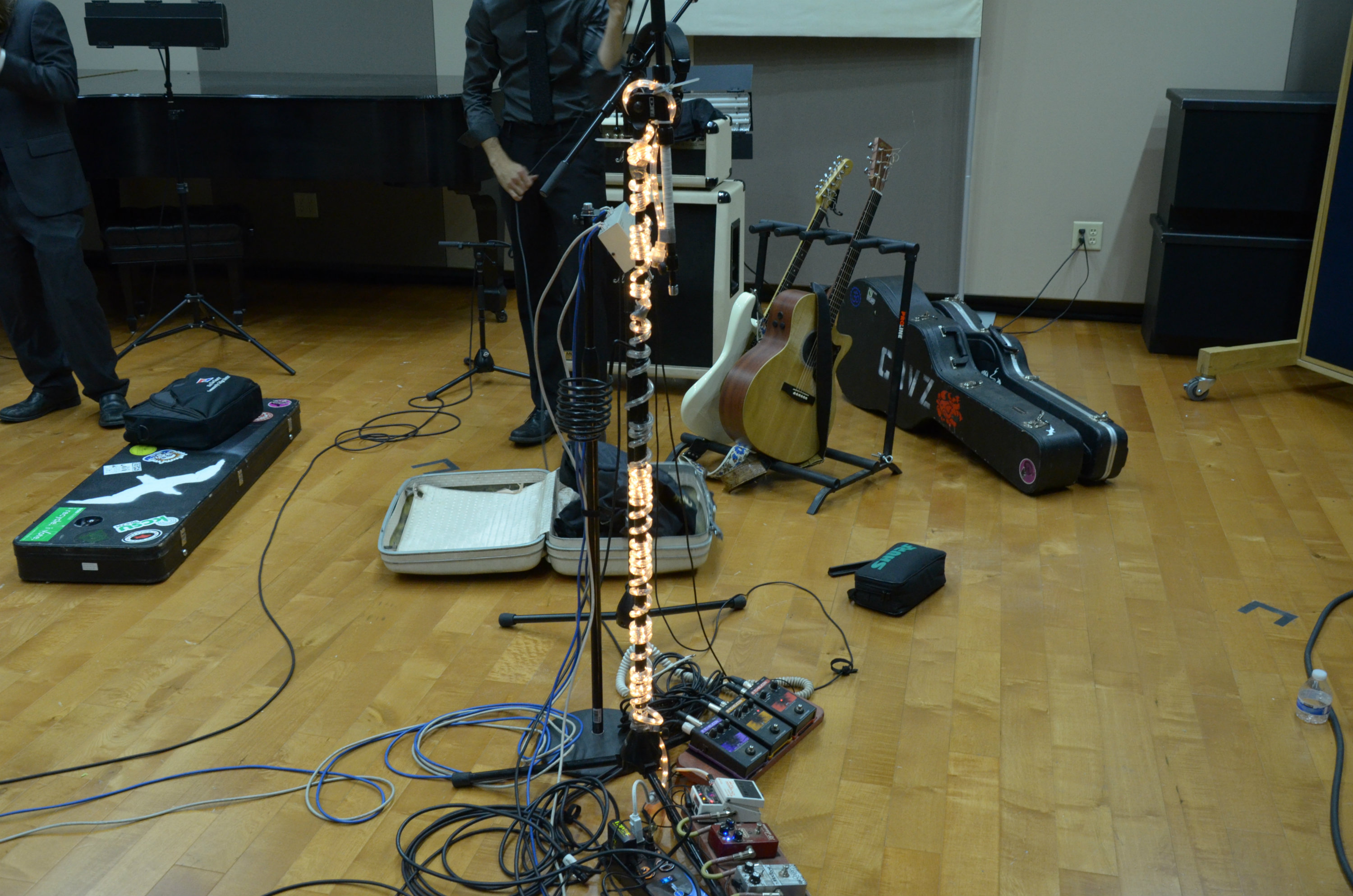 Photo: The Covz mic stand