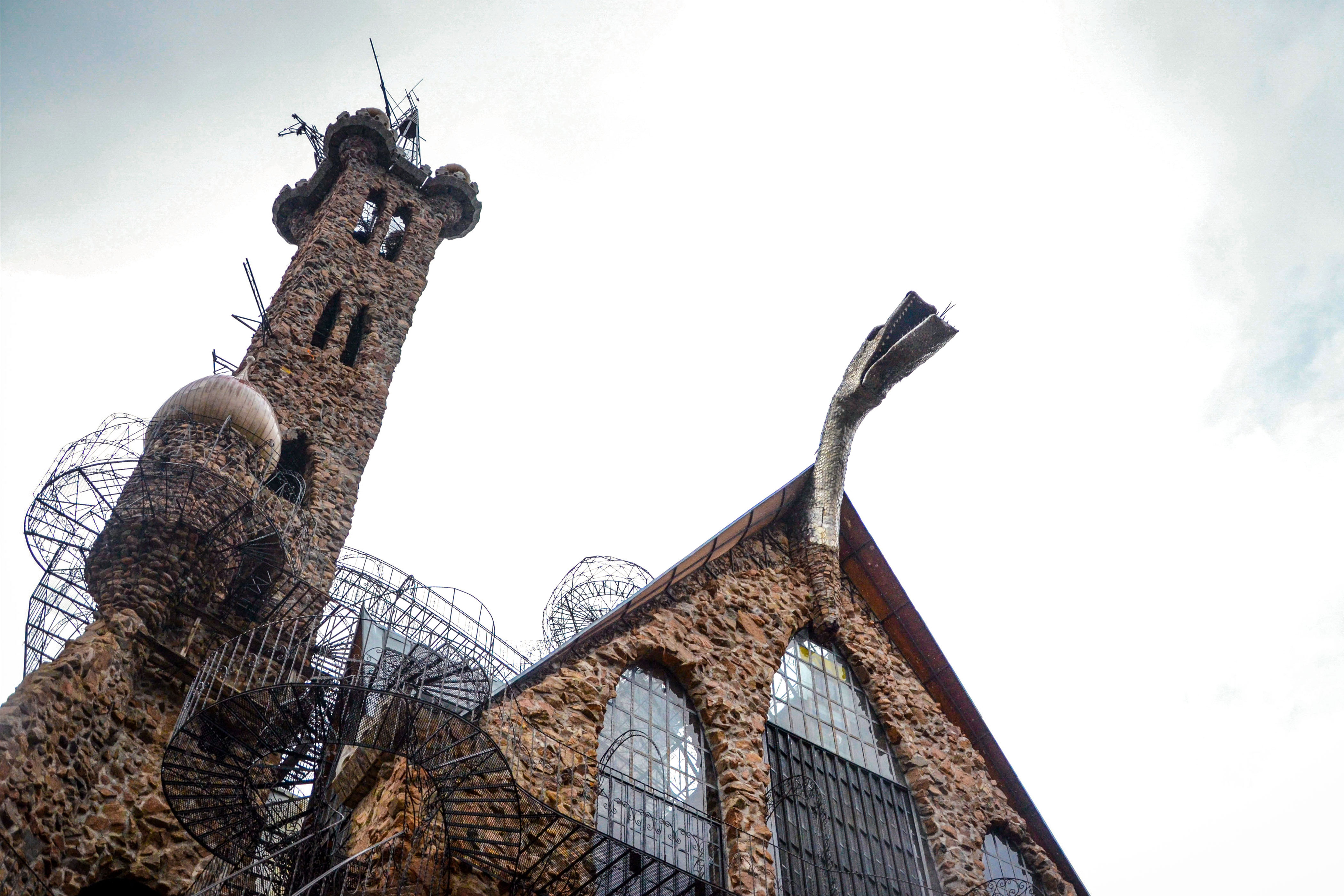 Photo: Bishop Castle 2 | Castle Dragon - AAwad