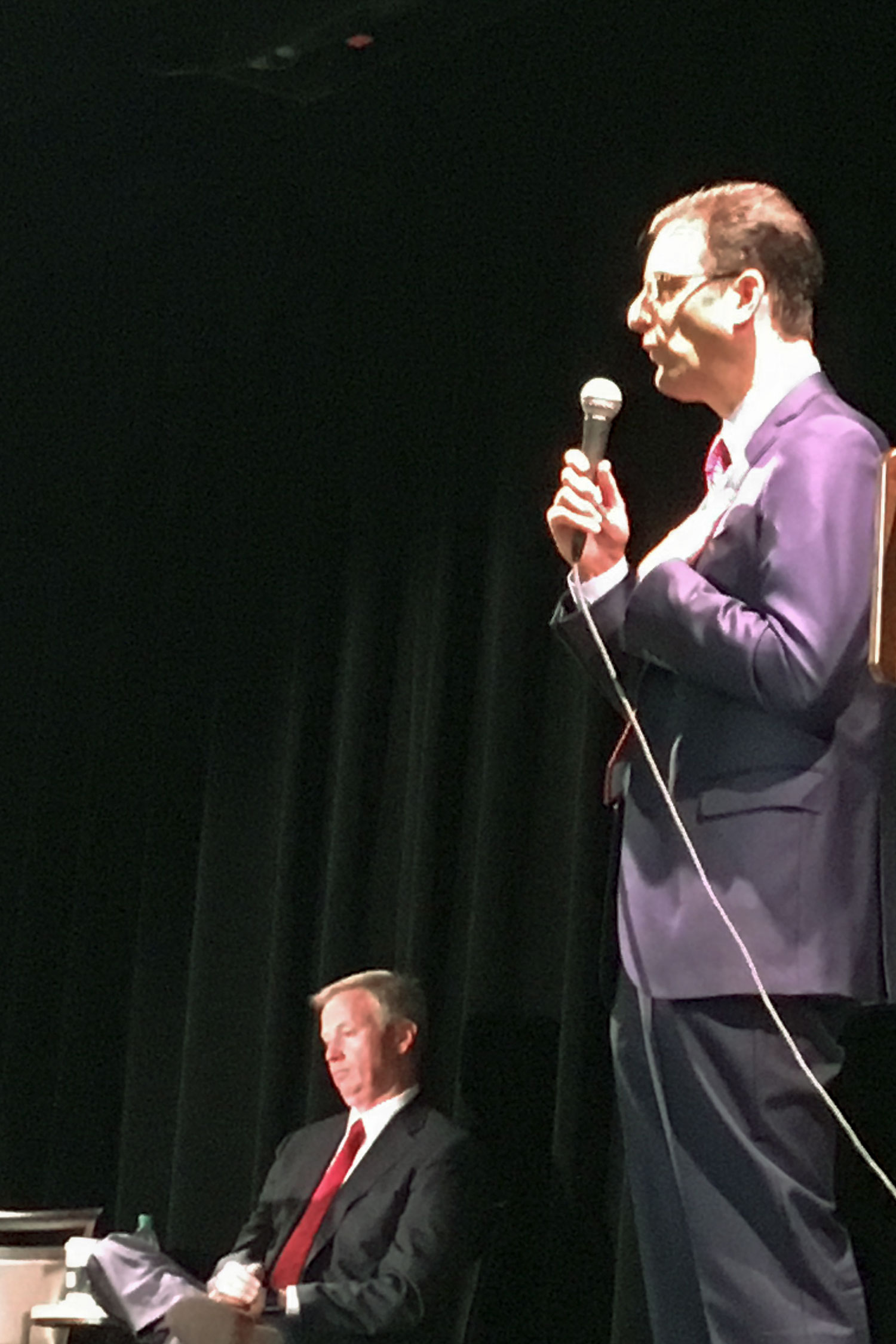 Photo: First AG Forum 2 | Phil Weiser - ASherry