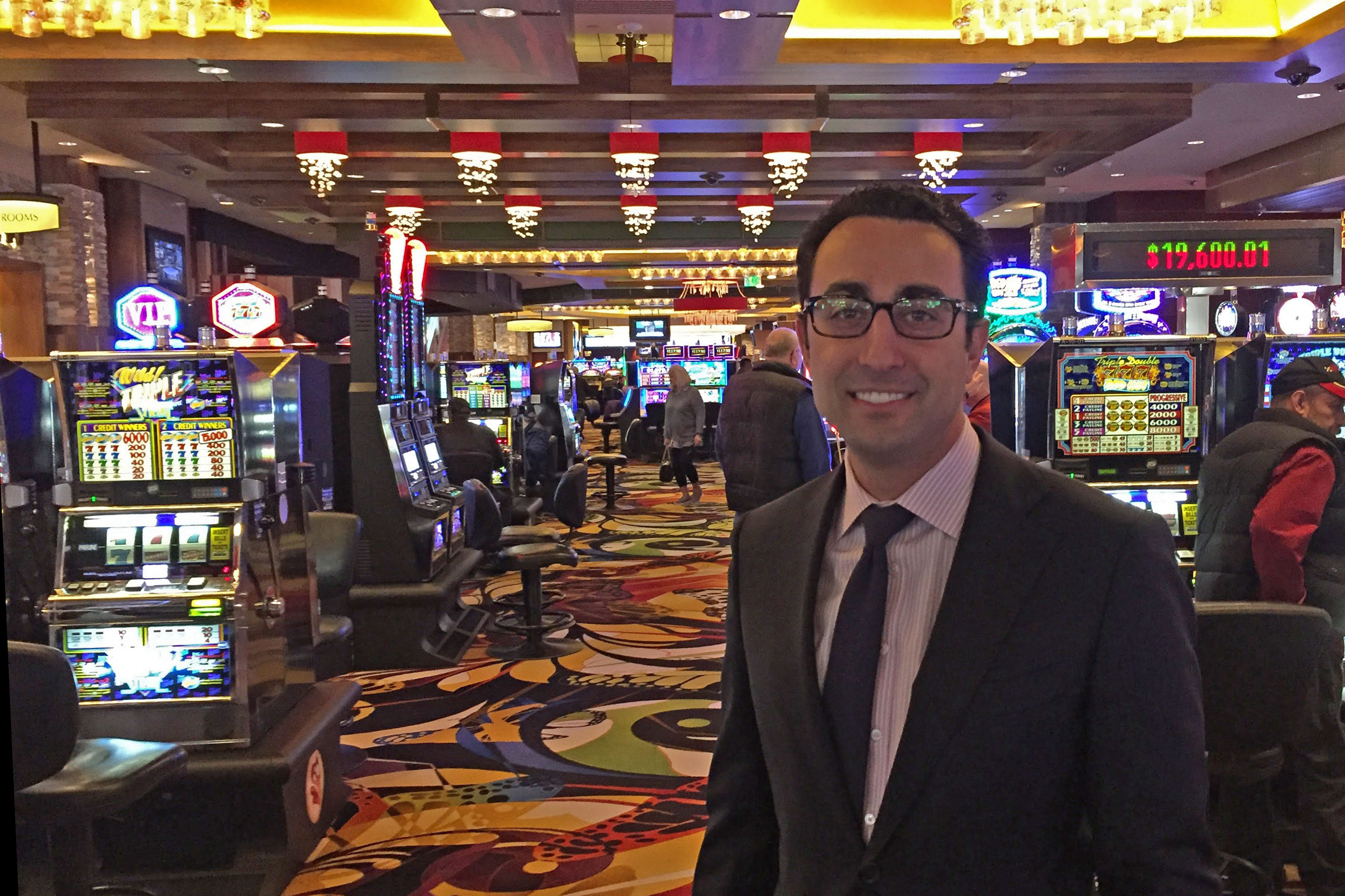Photo: Black Hawk Casino Expansion 2 | Monarch COO David Farahi - BMarkus