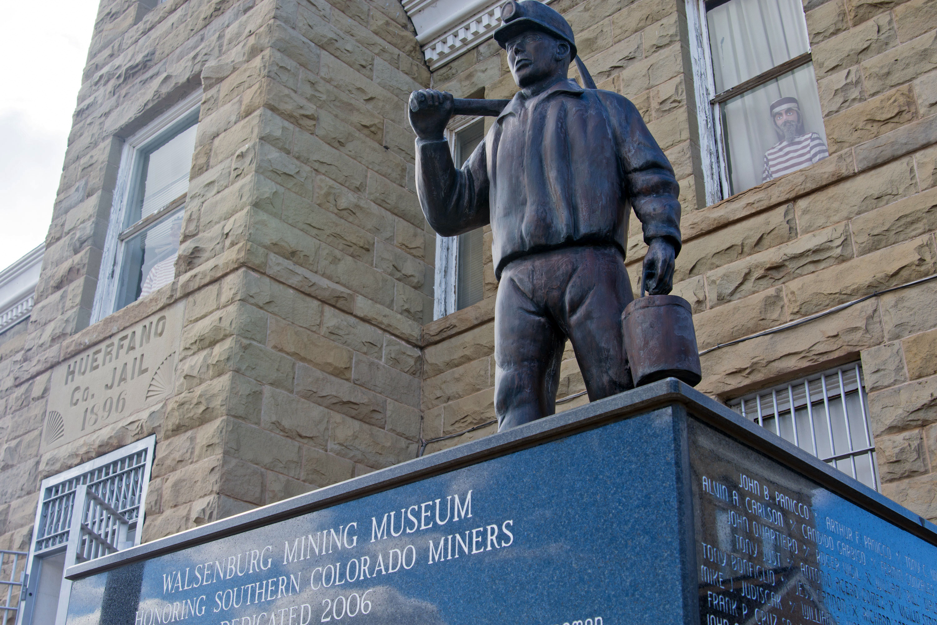 Photo: Walsenburg Art Or Coal 8 | Walsenburg Mining Museum - CJones