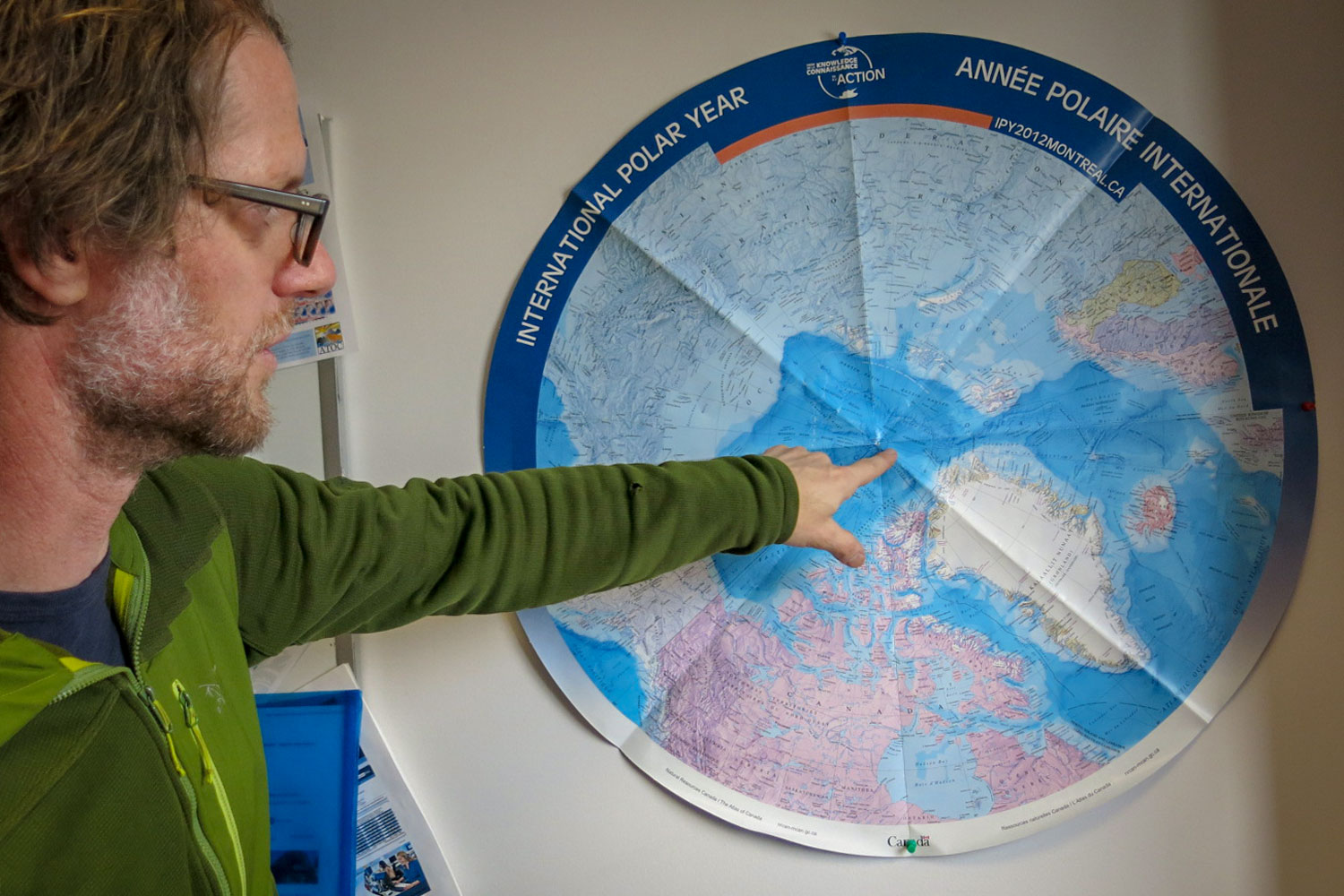 Photo: Arctic Science Sleds 2 | Where On The Map - GHood