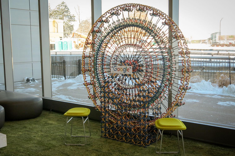 Photo: Google Boulder Tour 5 | Toy Ferris Wheel - GHood