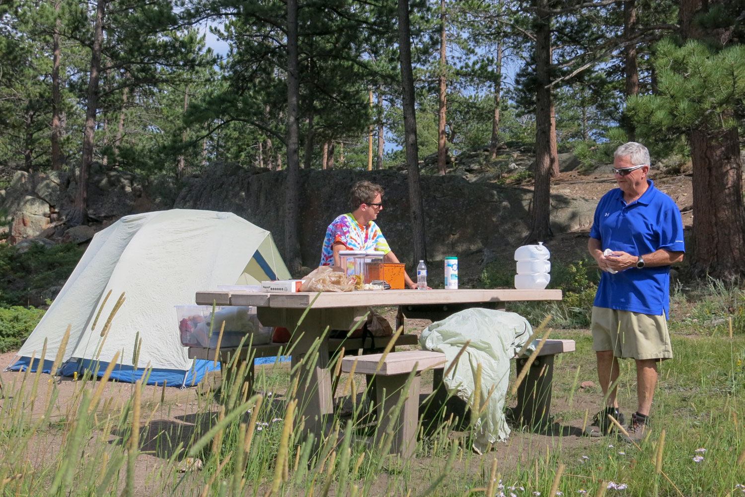 Photo: Privatize NPS Campgrounds 1 | The Griffards Camp - GHood