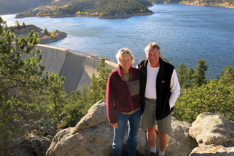 Photo: Gross Reservoir, Beverly Kurtz, Tim Guenthner | GHood