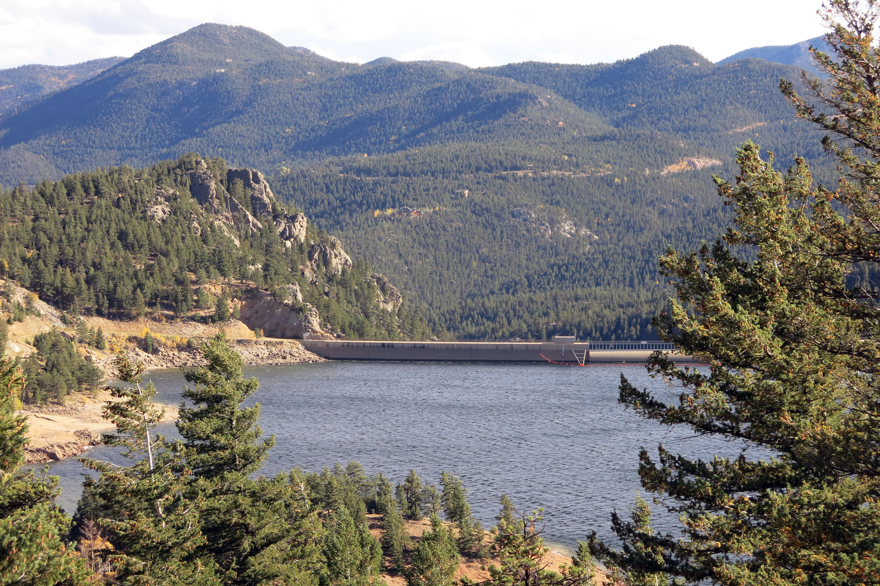 Denver Water wants to raise the dam at Gross Reservoir 131 feet. Storage expansion is something Colorado and Wyoming are pursuing as they grow into their supply of Colorado River water.