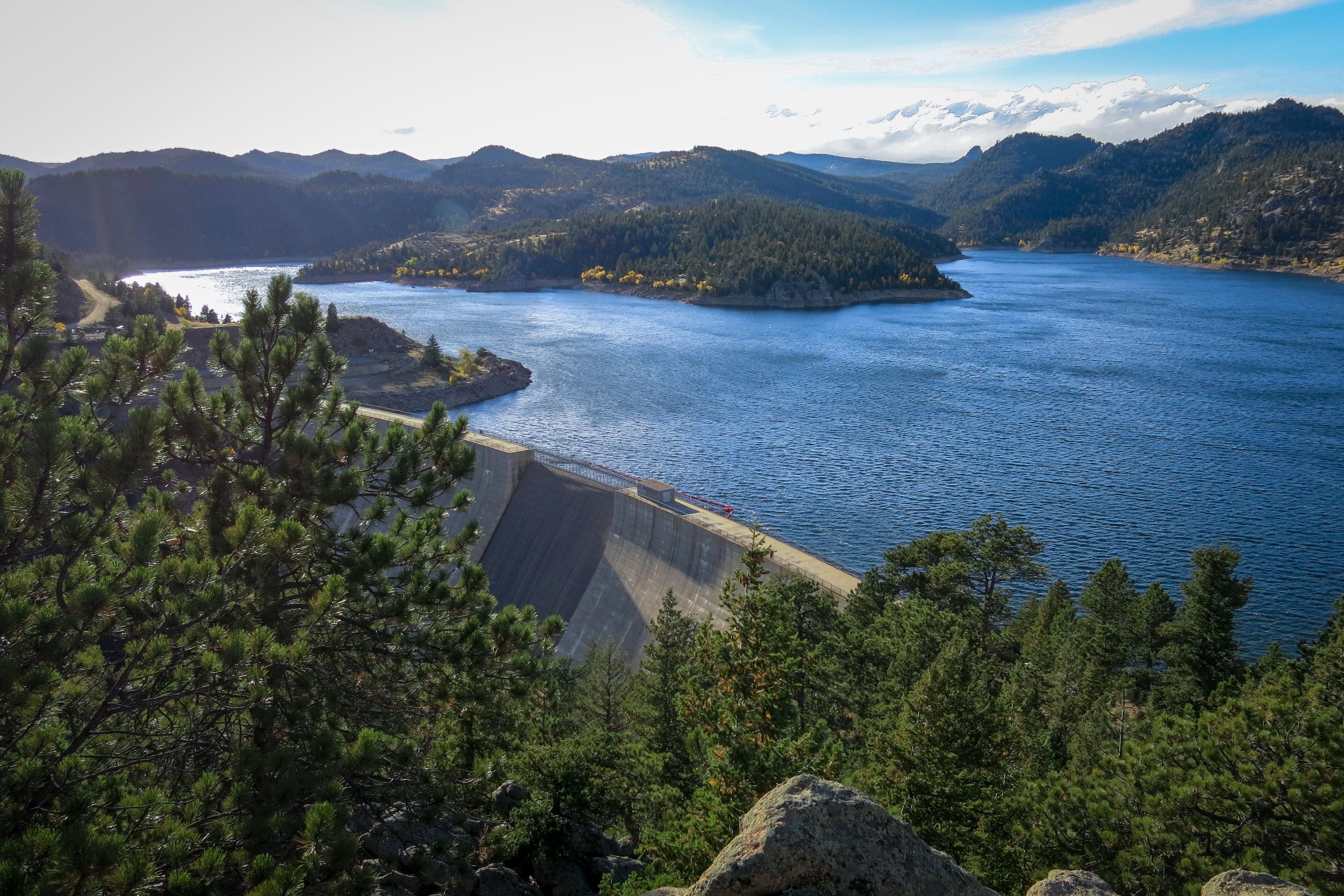 Photo: Gross Reservoir 3 | Dam View - GHood