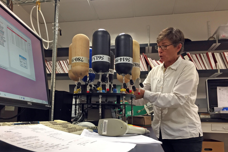 Photo: Boulder CO2 Research Worries 4 | NOAA GMD Lab Pat Lang - GHood
