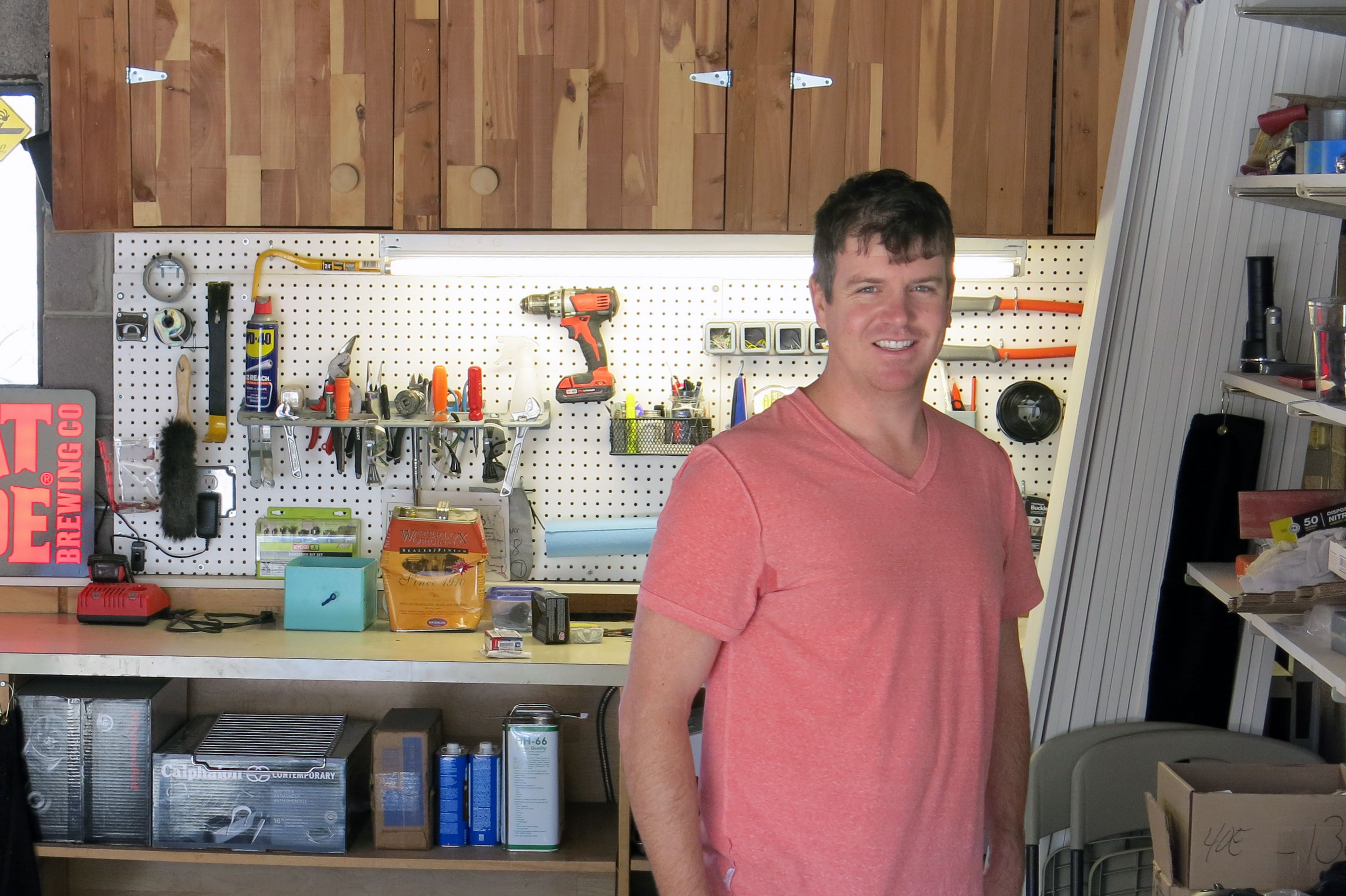 Photo: Kokopellie Packraft Co-Founder Kelley Smith - GHood