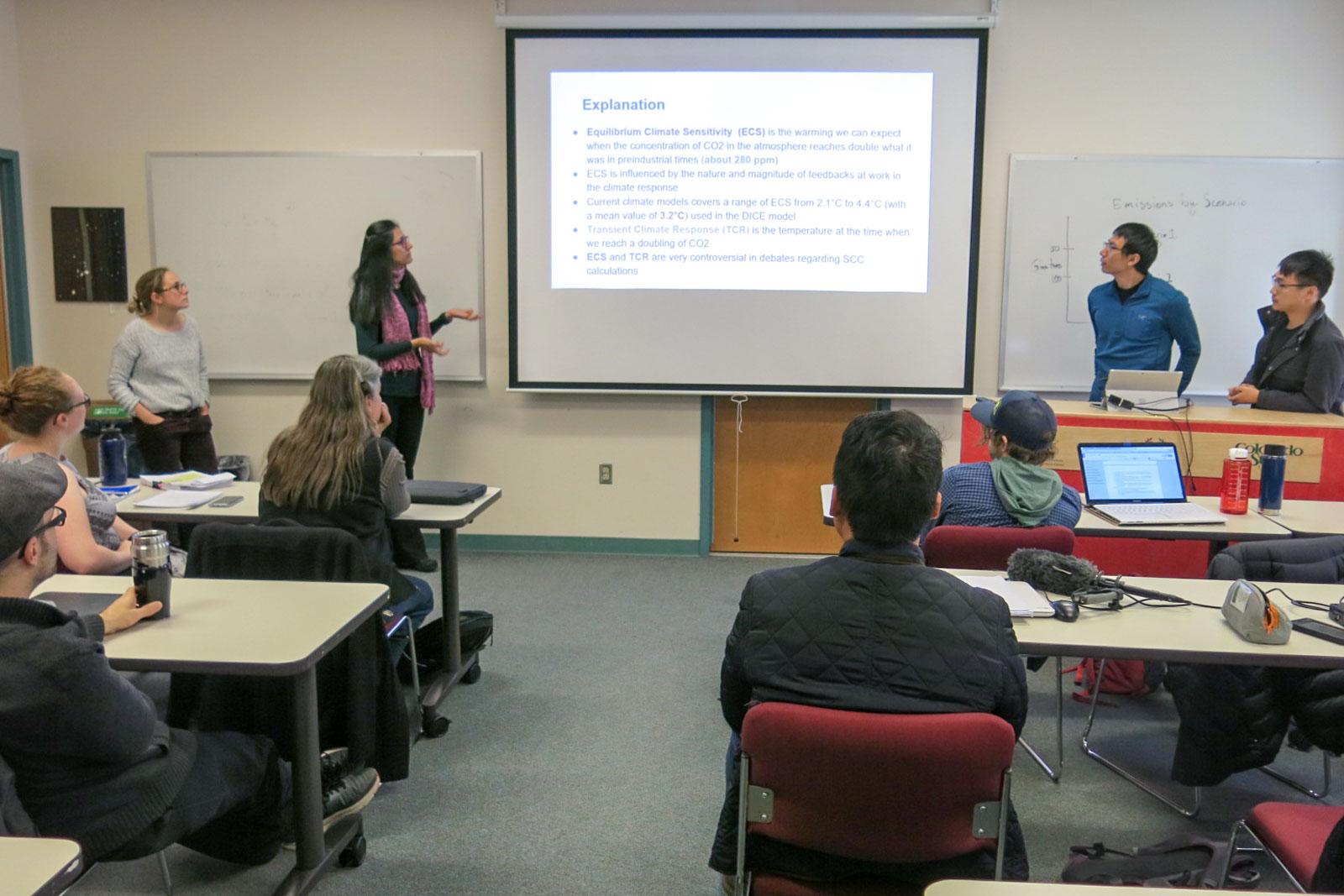 Photo: Sustainability Ed Careers | CSU Class - GHood