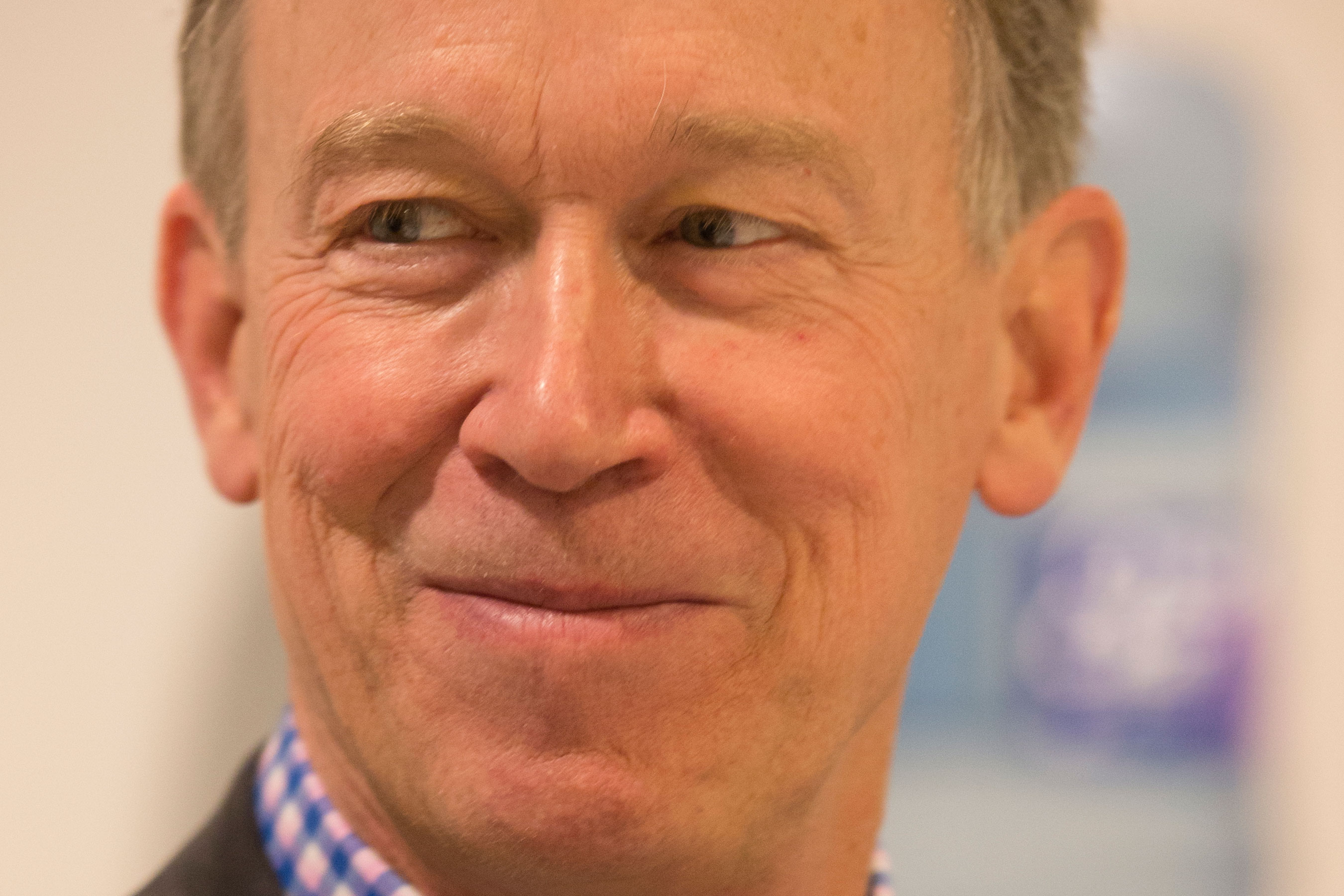 Photo: Hickenlooper Iowa 6 | Cropped Close Up - HV