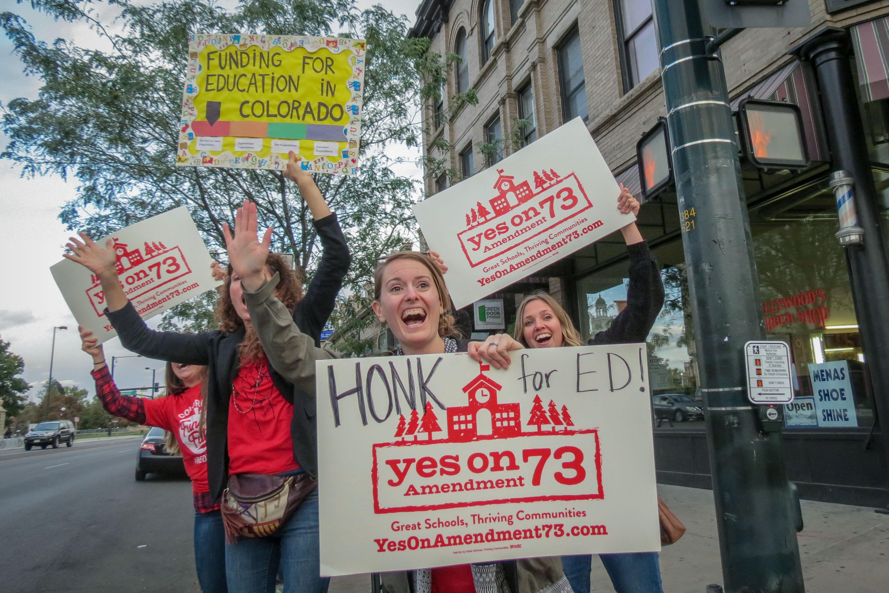 Photo: Amendment 73 1 | Teachers On Colfax - JBrundin
