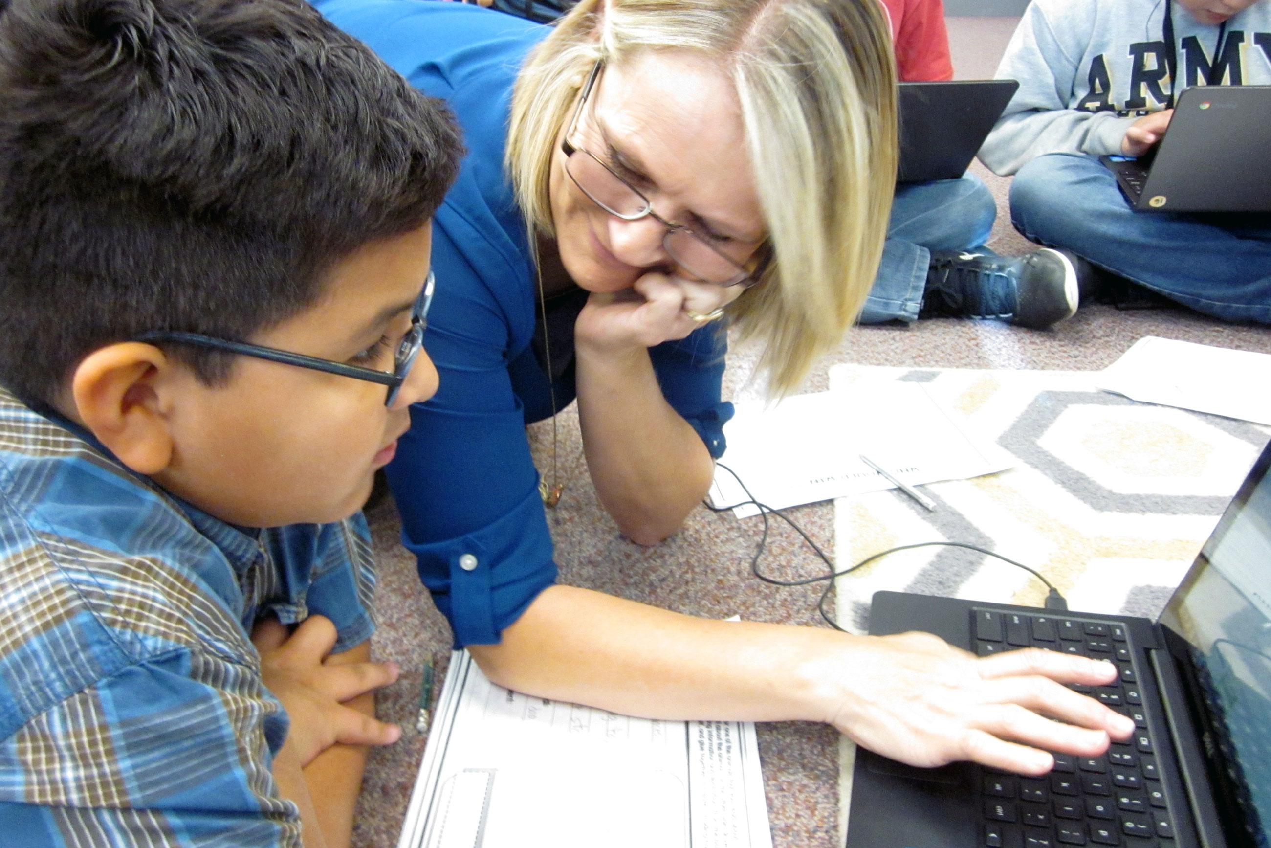 Fields Money Matters 3 | Teacher Camille McCullough w/ Student - JBrundin