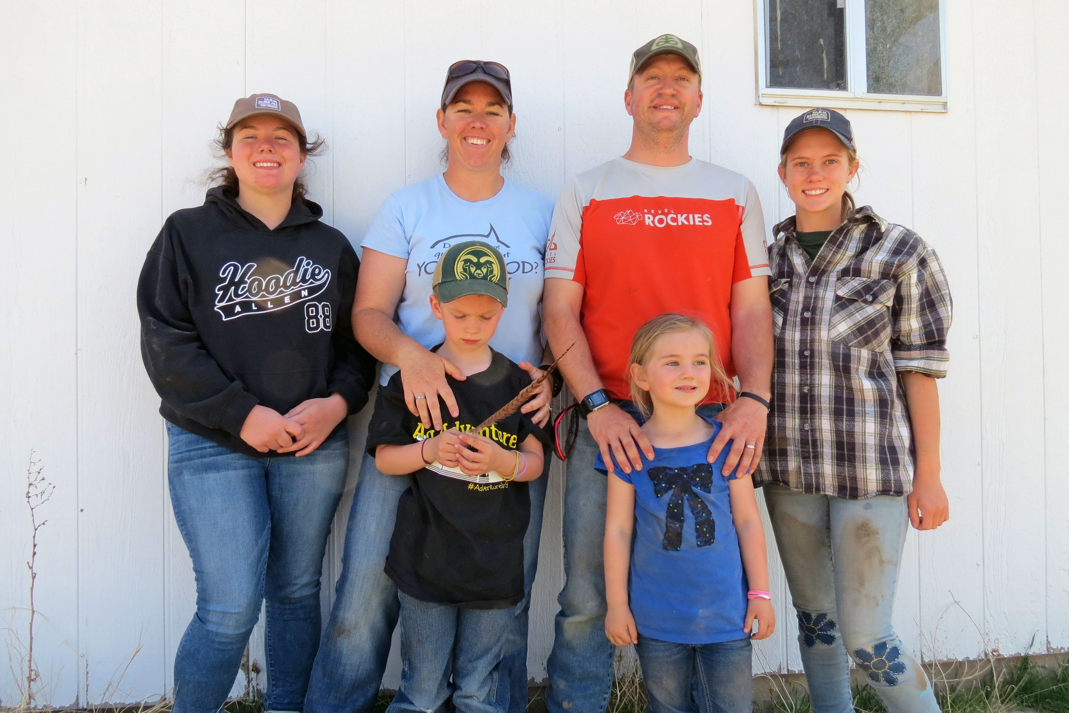 Photo: JeffCo Farm School 2 | Weathers Family And Students - JBrundin