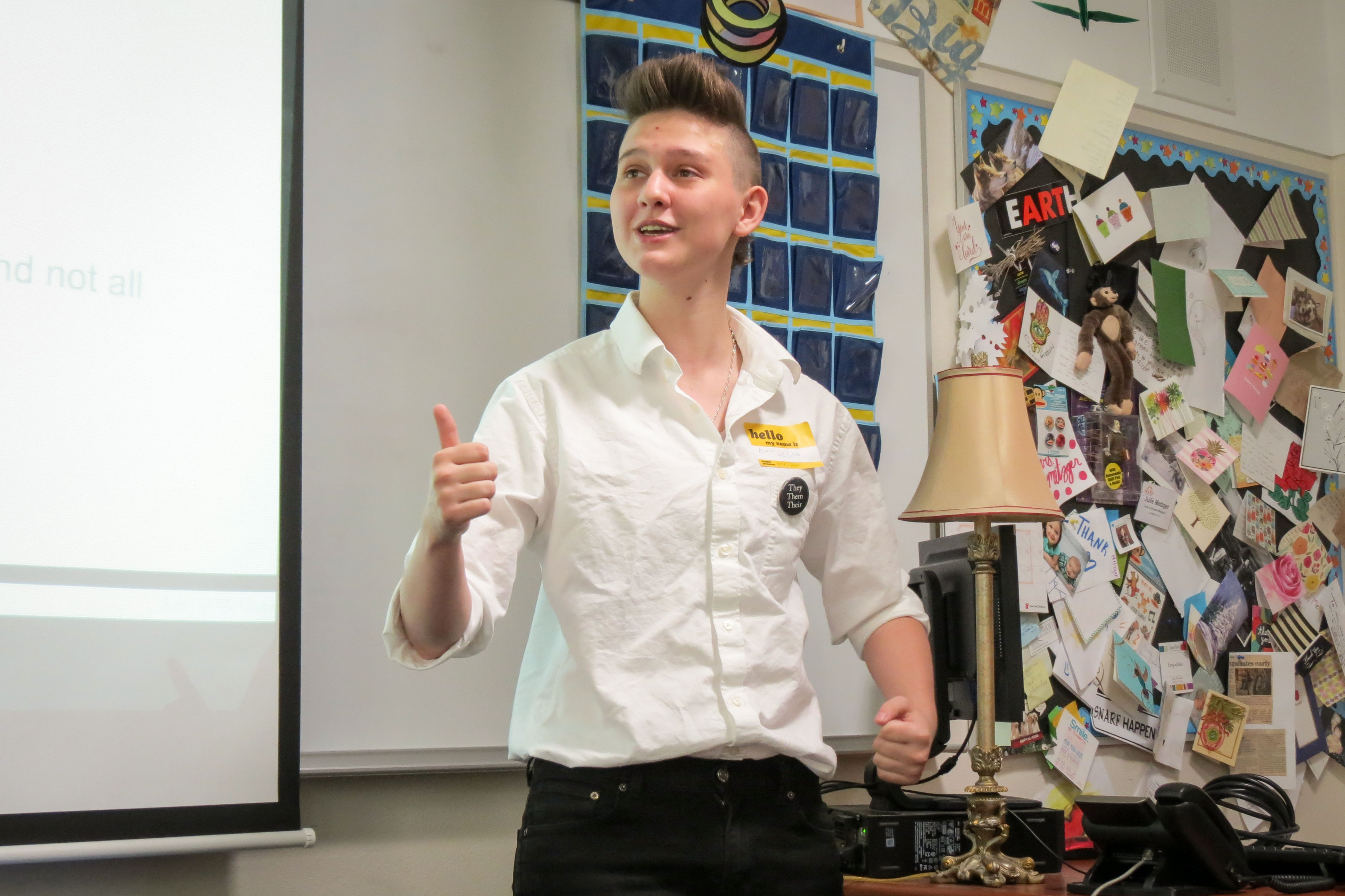 Photo: Safer LGBT Classrooms 4