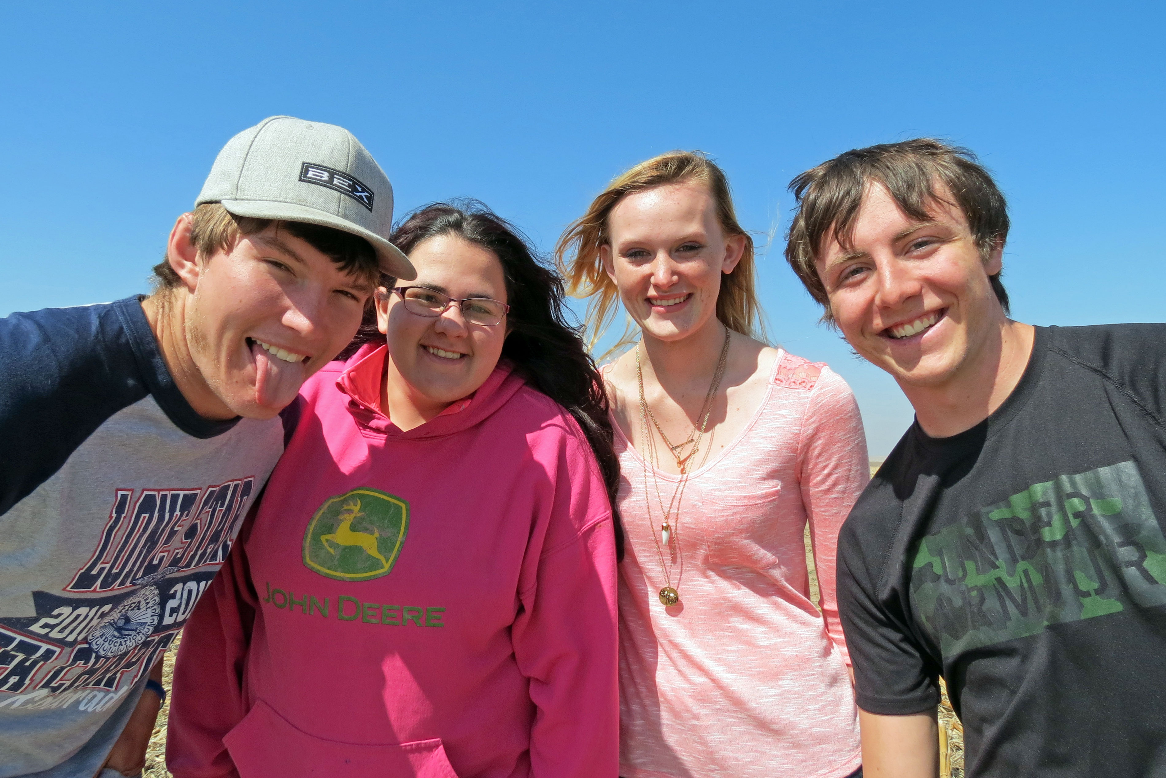 Photo: Lone Star Grads 1 | 4 Students - JBrundin