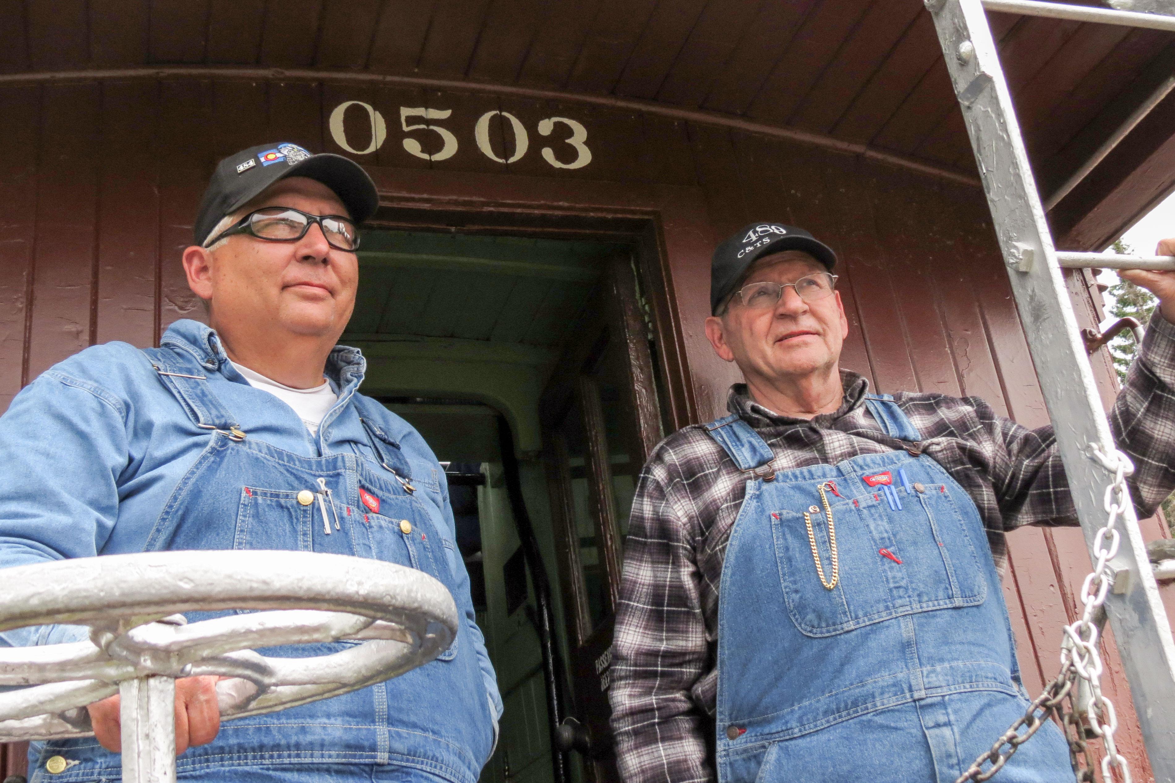 Photo: Train School 2 | John and Gene Reinhart - JBrundin